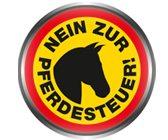 Nein zur Pferdesteuer